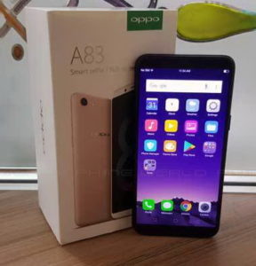 Review Oppo A83 Indonesia