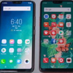 Perbandingan Vivo V9 vs Oppo F7